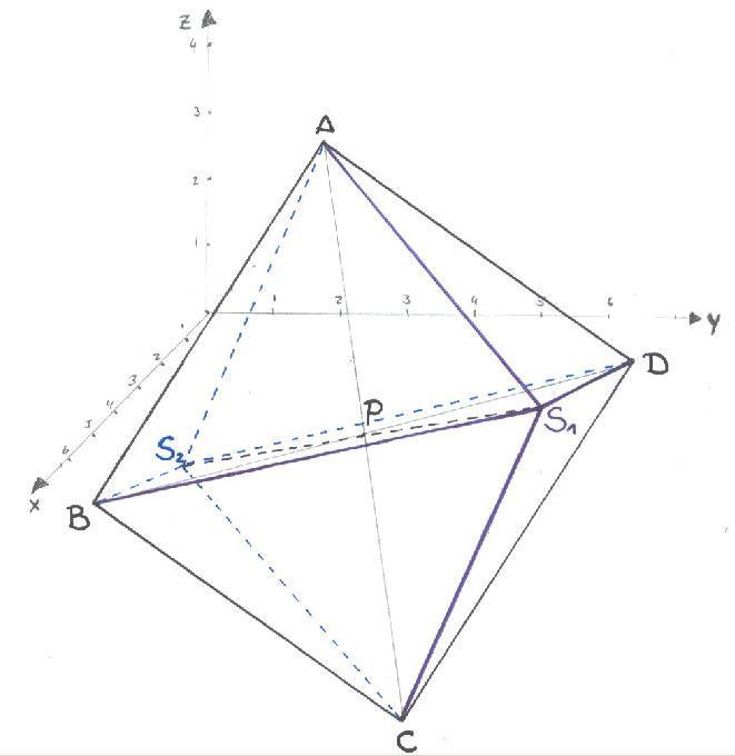 zeichnensie die beiden pyramiden in ein rechtwinkliges koordinaten system. Black Bedroom Furniture Sets. Home Design Ideas